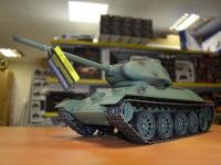 Радиоуправляемый танк Heng Long T34-85 Li-Ion 1:16 RTR 2.4G