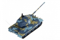 Радиоуправляемый танк King Tiger 2203 1:72 микро