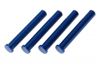 Blue Aluminum Main Shafts LaTrax Alias