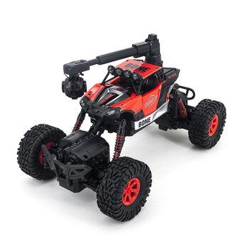 Радиоуправляемый краулер-амфибия Crazon Red Crawler 4WD c WiFi FPV камерой - 171603B