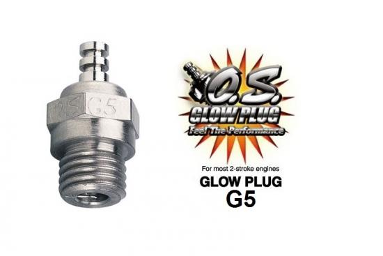 Свеча зажигания GLOW GASOLINE ENGINE PLUG G5