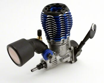 Двигатель TRX 3.3 Engine IPS Shaft W/ Recoil Starter