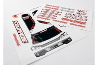 Decal sheets, Stampede TRA3616