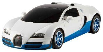 Машинка на радиоуправлении RASTAR Bugatti Veyron Grand Sport Vitesse 1:18  цвет белый